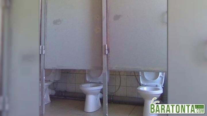 10 imagens que provam que banheiros não foram feitos para mulheres