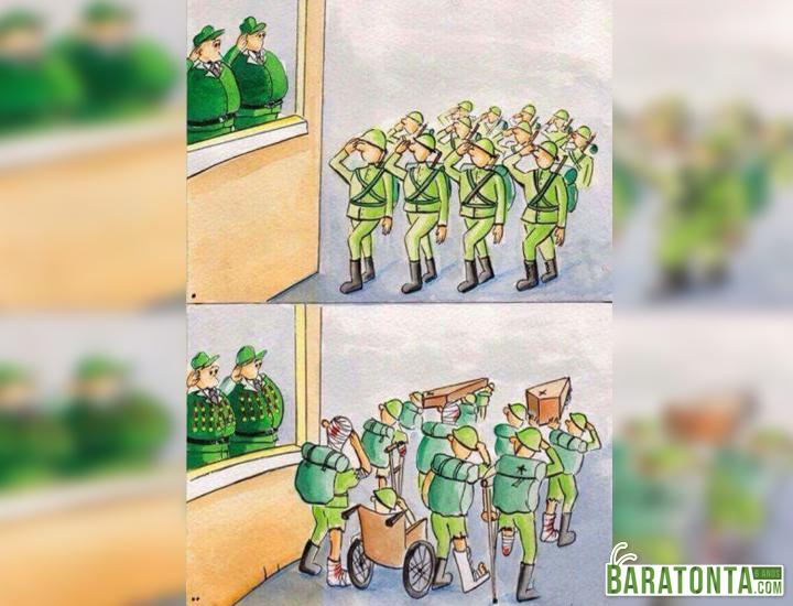 Um resumo sobre a guerra