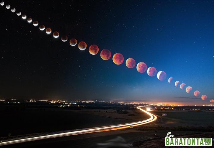A melhor foto do eclipse