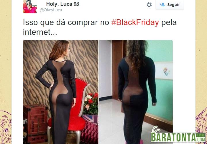 Os 10 melhores e (ou) mais absurdos comentários e fotos sobre a Black Friday!