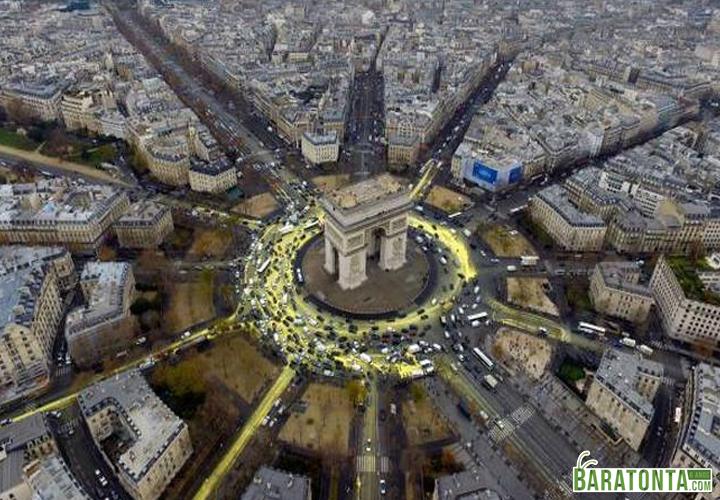 O coração de Paris