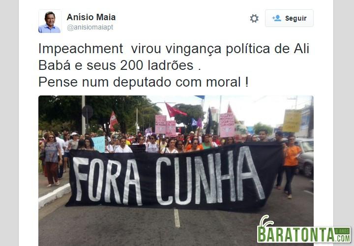 Os 10 melhores e (ou) mais absurdos comentários sobre o impeachment da Dilma!