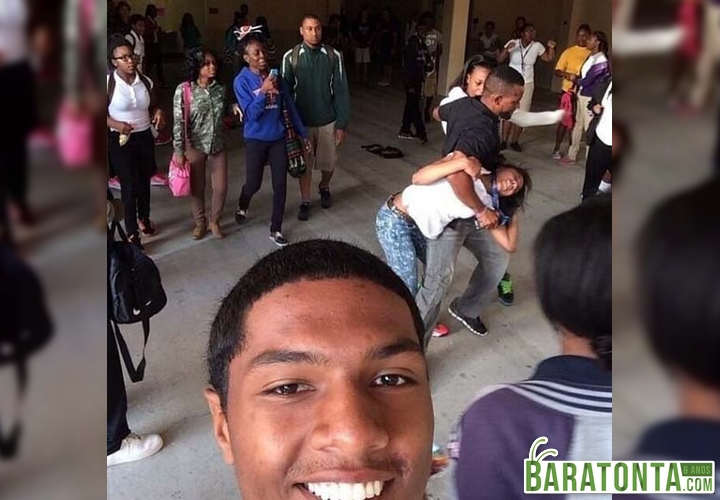 10 selfies ridículas em momentos totalmente impróprios