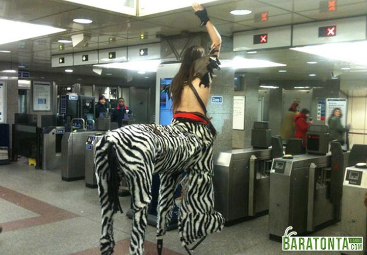 10 fatos que provam que não é só o transporte público do Brasil que dá vergonha alheia - parte 2