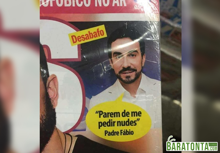 Drama de um padre no Brasil