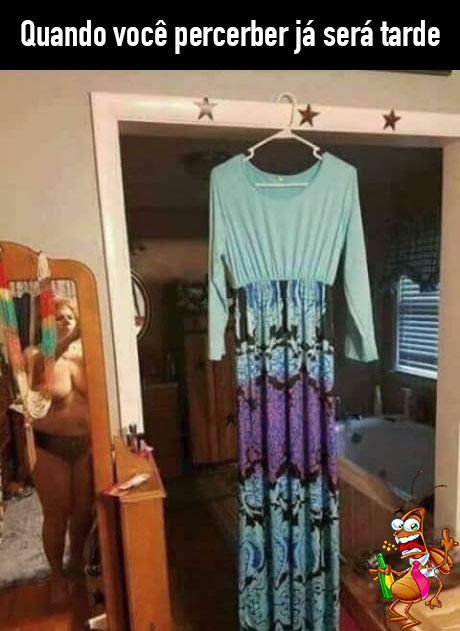 Parece só um vestido, mas é muito mais