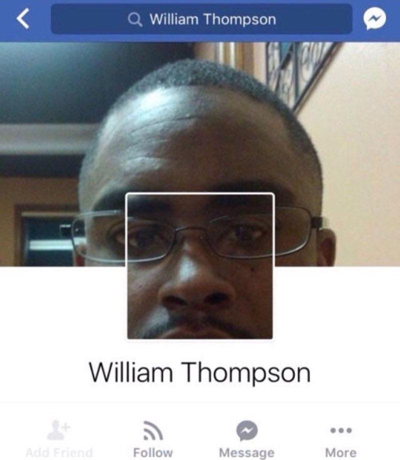 O melhor perfil do facebook